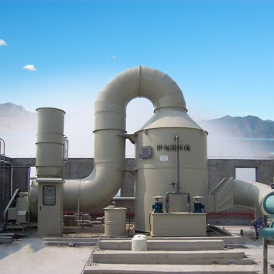 常州供应PP洗涤塔 废气吸收活性塔 旋流塔 废气净化塔 喷淋塔