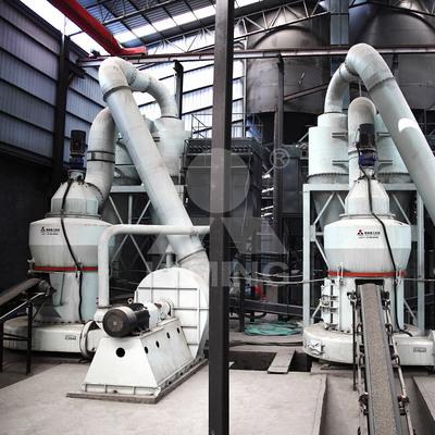矿石磨粉机,新型磨粉机,密闭式气流系统,节能环保,产能效率高