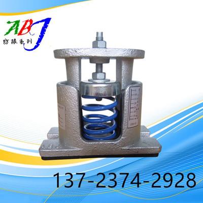 厂家供应弹簧减震器风机水泵冷却水塔弹簧减振器防振垫避震器