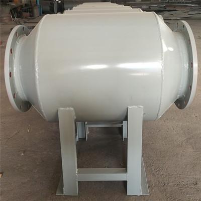 重工业轴流风机消声器风机消音器管道排气消音器不锈钢管道消声器