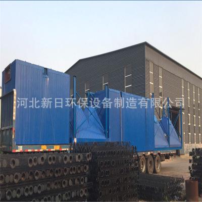 南昌保温建材厂除尘器净化装置 压出式布袋除尘器 气箱脉冲除尘器