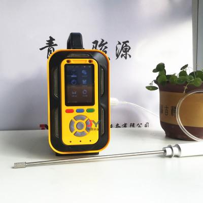 电化学 红外法多参数气体烟气测试仪 JY-M600自动烟气综合分析仪