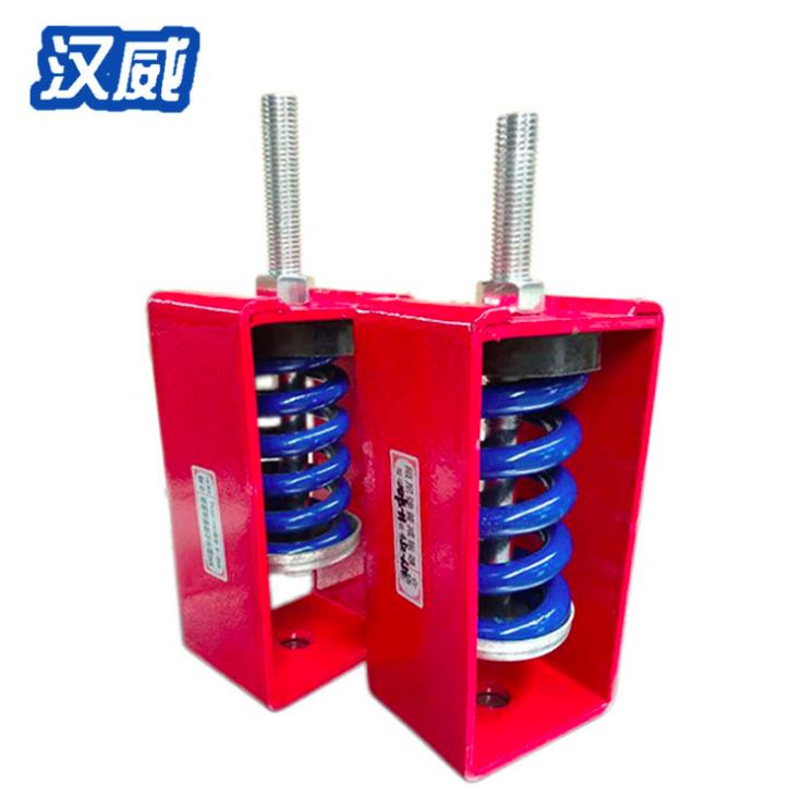 吊式阻尼弹簧减震器 阻尼弹簧减震器风机水泵