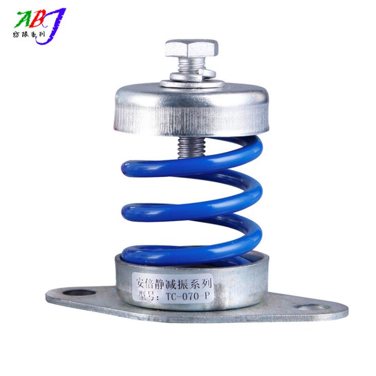 弹簧减震器水泵弹簧避震器座式弹簧减振器阻尼弹簧减震器噪声治理