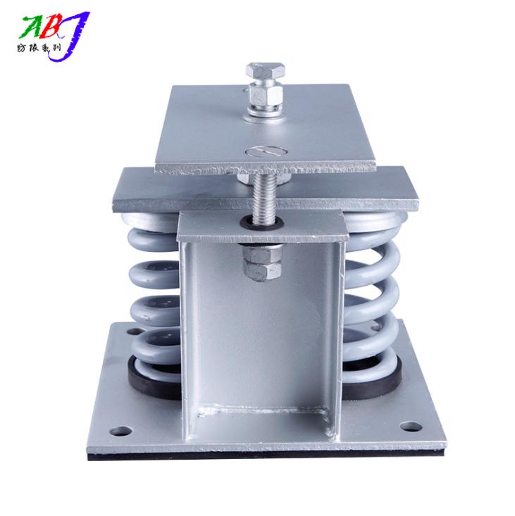 厂家批发TA重型弹簧限制型弹簧减震基座减震器冷却塔变压器专用