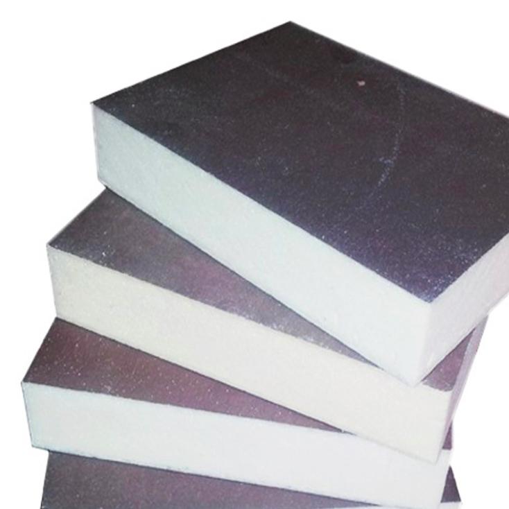 现货批发保温聚氨酯板 内外墙聚氨酯冷库板 聚氨酯泡沫发泡板