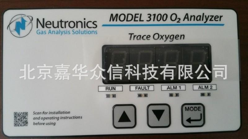 美国NEUTRONICS MODEL3100氧化锆氧分析仪