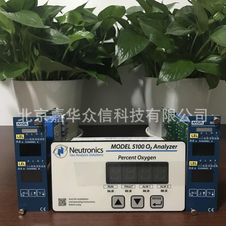 美国恩特龙NTRON5100微量氧分析仪0-100% MODEL5100