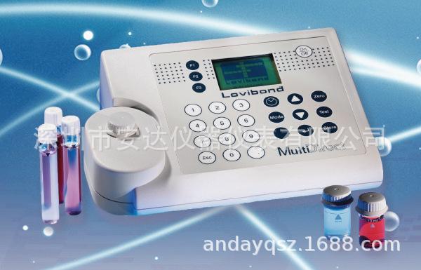 台式多参数水质分析仪COD/总氮/总磷/氨氮ET99732