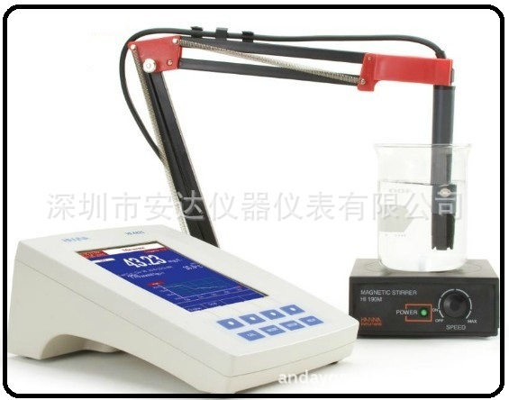 BOD/DO/盐度/气压/多参数溶解氧测定仪HI4421/