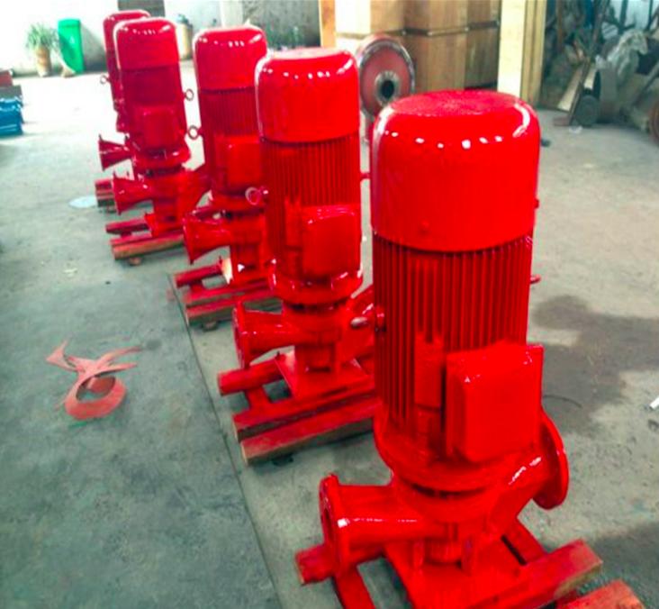 消防喷淋给水泵 XBD4.4/50G-L-150-200A
