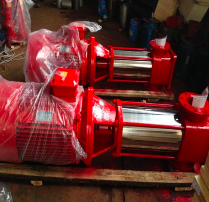XBD14.5/30G-100DL(I)x3 认证供应消防泵
