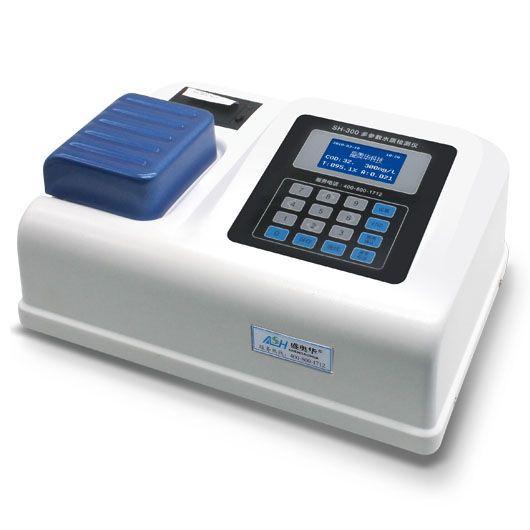 盛奥华SH-300型水质多参数速测仪