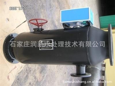 中央空调循环水系统射频电子水处理器杀菌灭藻除垢过滤一体处理器