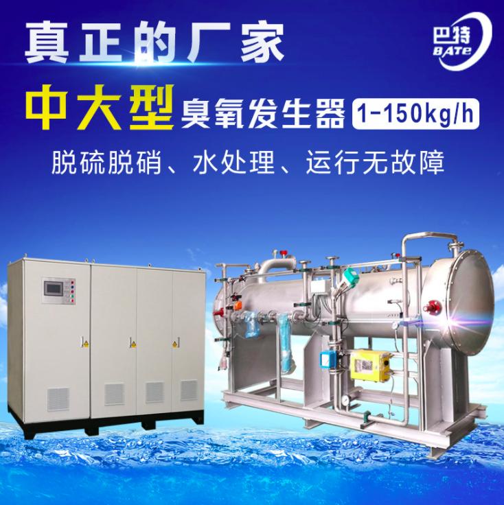 大型臭氧发生器 脱硫脱硝污水处理工业臭氧设备 大型臭氧发生器