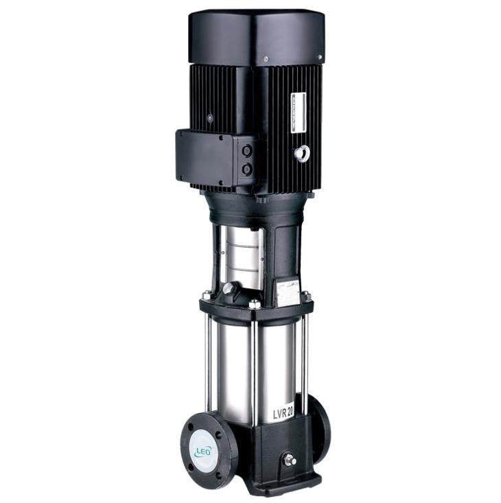 代理利欧离心泵不锈钢水泵增压泵水处理LVR(S)消防管道增压泵食品