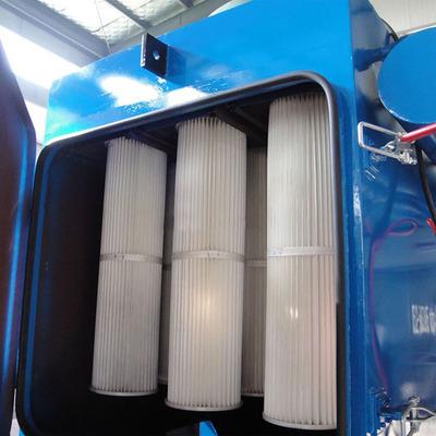 厂家直销斜插式滤筒除尘器 工业粉尘处理设备 滤筒式除尘器