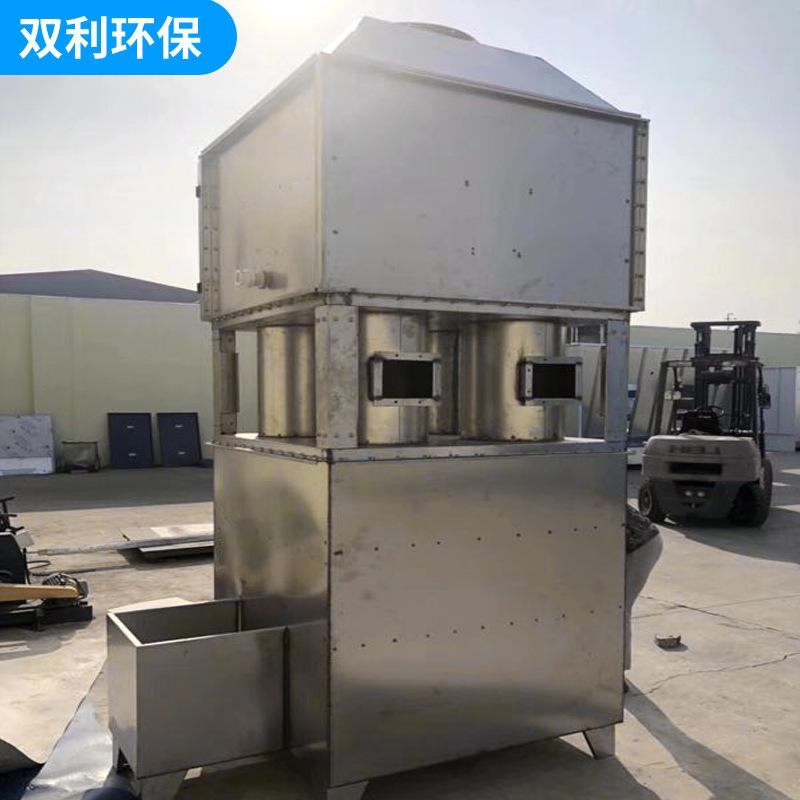 厂家直销旋流塔 烟雾净化器废气处理洗涤塔 方形不锈钢旋流塔