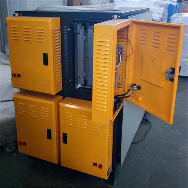 工业油烟净化器 油烟净化一体机 餐饮厨房静电油烟净化设备