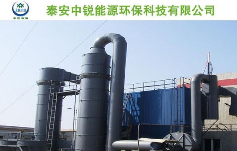 中锐锅炉湿式脱硫除尘器规格全/报价合理