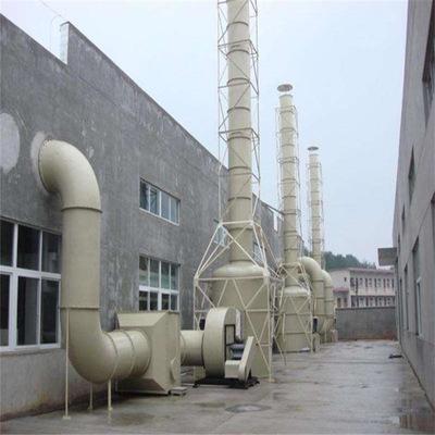 喷淋塔 废气处理设备 脱硫塔 pp喷淋塔 废气塔 环保设备 源头厂家