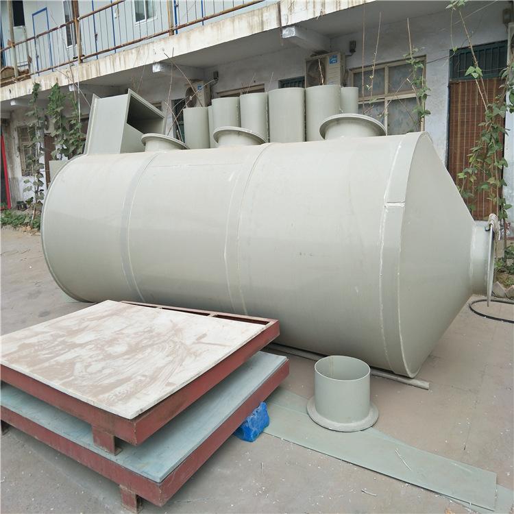 厂家直销 锅炉除尘器 脱硫塔 玻璃钢除尘器 湿式除尘器 pp净化塔