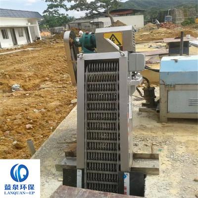 格栅机污水处理设备 人工格栅不锈钢 污水处理 厂家直销包安装