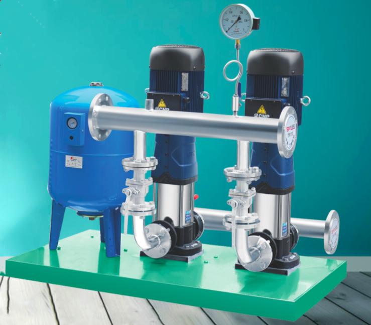 变频恒压给水设备_无负压叠压给水设备