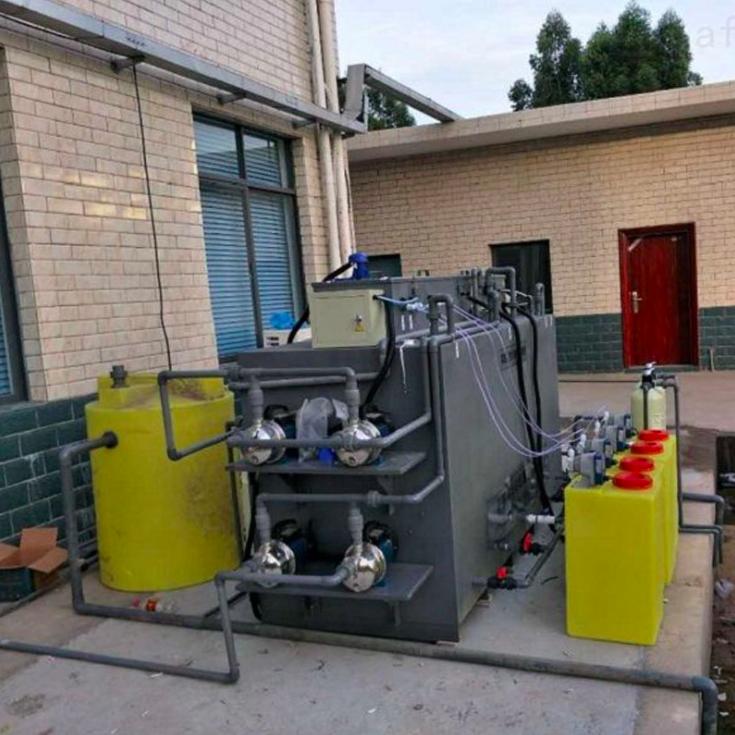 学校大中小型生物实验室污水处理设备厂家 化验室废水处理设备