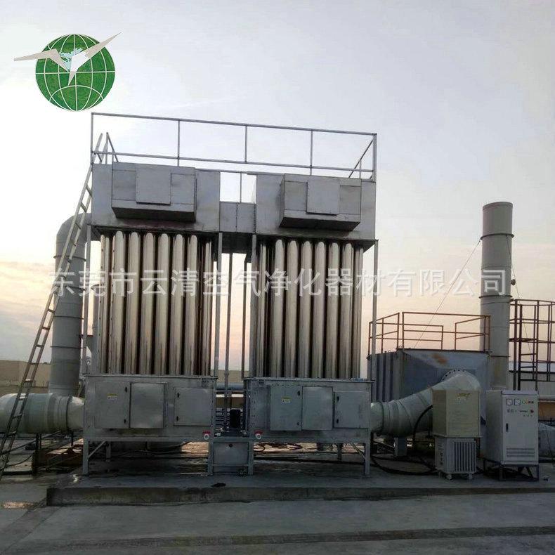 生产大型烟气处理设备 废气处理设备喷淋塔 废气净化器处理设备