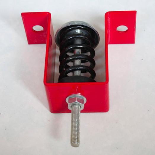 吊式弹簧减震器/减震吊钩/风机盘管减震吊架/空调减振