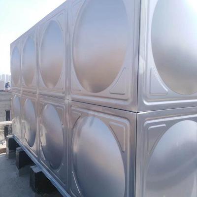 不锈钢消防水箱 天津厂家直销304材质 不锈钢方形保温生活蓄水箱
