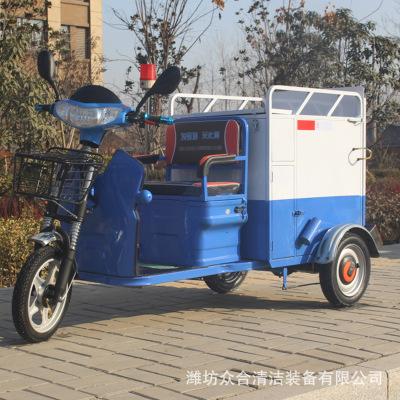 厂家供应电动保洁车ZH-DB-S1型号齐全应用广泛小区广场小巷清洁