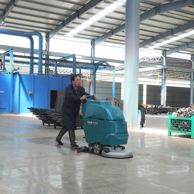 水泥地坪清洁洗地机自流平地面拖地洗地机吸干机YSD-A3洁乐美洗地