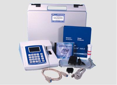 工业废水 饮用水 游泳水等 多功能水质分析仪500D