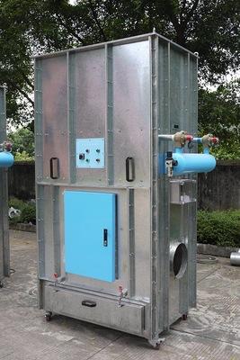 深圳木业厂除尘器家私厂除尘工程脉冲布袋除尘器