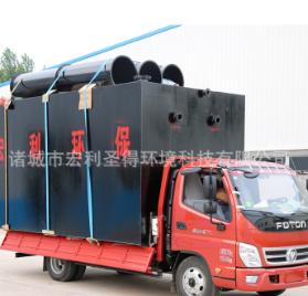 环保设备舜都之一体化污水处理设备 污水处理设备装置