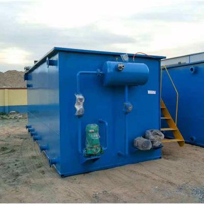 地埋式一体化污水处理设备 学校医院废水处理设备 自动污水处理定金