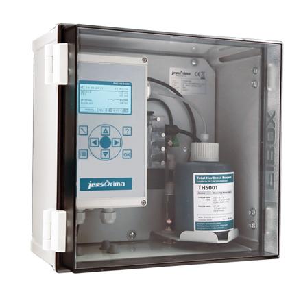 进口jensprima杰普 钙镁离子硬度分析仪