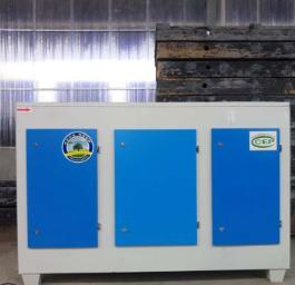 厂家直销 活性炭吸附箱 漆雾处理废气净化器 蜂窝活性炭环保箱
