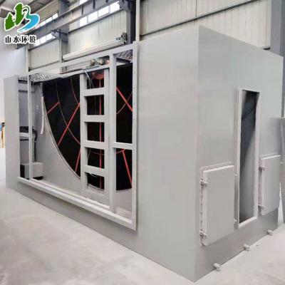 浓缩沸石转轮吸附rto蓄热式热力焚烧炉喷漆 废气催化燃烧设备