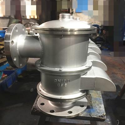 呼吸阀 阻火器 HXF4不锈钢带呼出接管防爆阻火呼吸阀