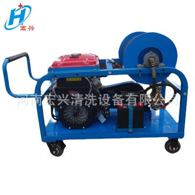 化工树脂及冷凝器列管清洗疏通 高压清洗机强效清理各种污垢