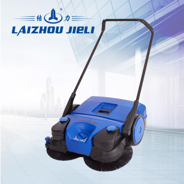结力手推式扫地机 工业工厂物业用扫地车 灰尘粉尘清扫车