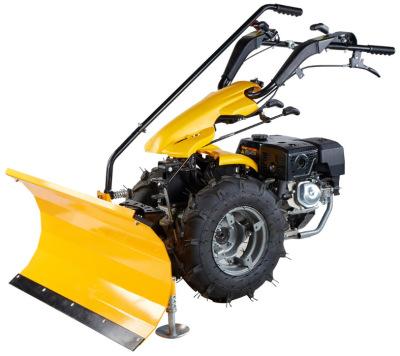 扫雪机物业小区市政环卫手推式汽油扫雪机铲雪机可租赁