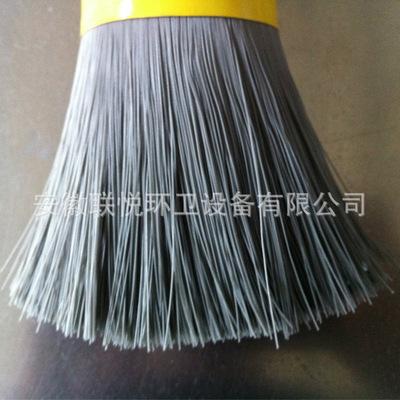 材质多可定制PBT刷丝 扫把专用刷丝 工业用刷丝 尼龙刷丝厂家生产