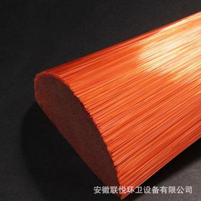 安徽厂家生产多种毛刷刷丝 尼龙刷丝 磨料刷丝 pp刷毛 质量可靠