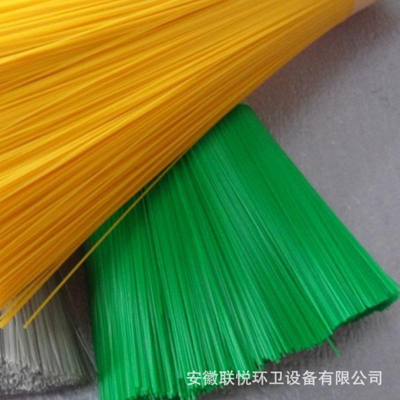 联悦厂家生产多种毛刷刷丝 尼龙刷丝 磨料刷丝 塑料刷丝 可定制