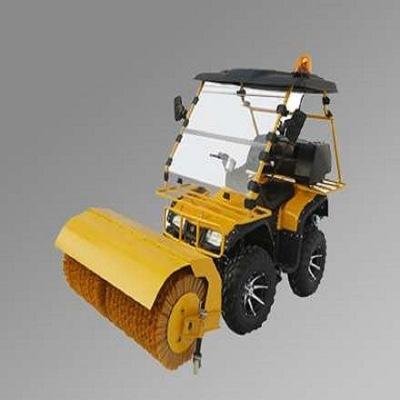 扫雪车雪兔-3302轴传动社区除雪车道路小区扫雪机批发