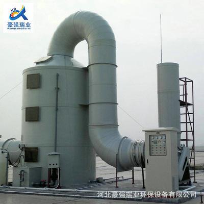 锅炉脱硫塔玻璃钢脱硫除尘器玻璃钢净化塔玻璃钢洗涤塔定制